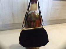 Vintage koret Black Handbag