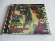 Rob Zombie Electric Warlock Acid Witch Satanic Orgy Celebration CD 3D Cover NEW