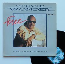"Vinyle maxi Stevie Wonder  ""Free"""