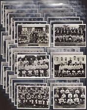 ARDATH-FULL SET-PHOTOCARDS (F SOUTHERN FOOTBALL TEAMS LF110 CARDS) - EXC+++