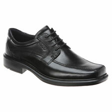 Men's Oxfords For Sale ECCO Findlay Tie Moonless/Walnut Leather Men 63355458816 Discount Sell