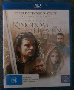 The Kingdom Of Heaven Director's Cut Blu-ray