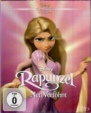Disney - Rapunzel - Neu verföhnt Classics 50 mit Pappschuber auf Blu Ray NEU+OVP