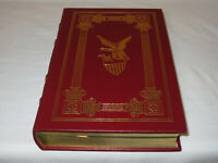 Easton Press LINCOLN David Herbert Donald LEATHER Library of Presidents FINE OOP