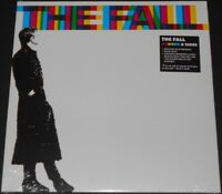 THE FALL 458489 A sides USA LP new sealed FIRST EVER USA LP PRESSING white vinyl