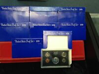 1970-S U.S. Proof Set w/SILVER