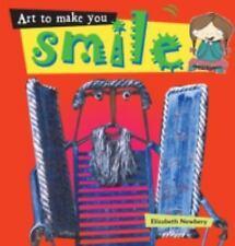 New, Art to Make You Smile, Elizabeth Newbury, Book