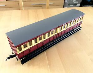 Accucraft Isle of Man railway pairs coach 45mm/32mm