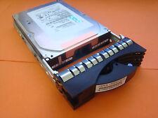 """IBM FC Disque Dur Hot Swap 300 GB 3.5"""" 15K pour Stockage Systèmes 17P8581"""