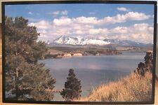 Montana Postcard HOLTER LAKE Helena Missouri River Blake Photo 4x6 Big Sky Magic