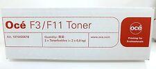 Oce F11 / F3 3155/3165/84002 Genuine OEM Toner 2 Bottle