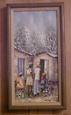 Haitian Painting by Francisco Gervais #2
