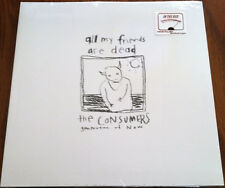CONSUMERS All my Friends Dead LP NEW 45 grave dream syndicate Germs screamers 7