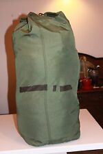 Military Surplus, Duffle Bag, OD Green