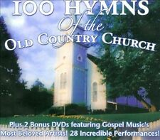 100 Hymns Of The Old Country Church (4CD & 2DVD) Set
