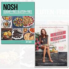 I Quit Sugar: Your Complete & NOSH Sugar-Free Gluten-Free 2 Books Collection Set