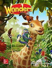 Reading Wonders Literature Anthology 1.3 Grade 1 Volume 3 McGraw Hill