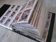 Upper Deck NBA 1991-1992 - Set complet 1 à 500 + M6/M8/M10/AW4