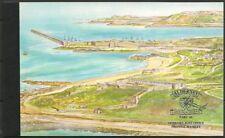 Alderney Markenheftchen 2 , ** , - Historische Entwicklung von Alderney ( 1999 )