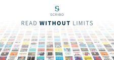 Scribd Premium Account 1 Year (12 Months) Warranty Student School Books Shared