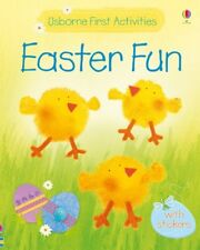 First Activities: Easter Fun (Usborne First Activities),Fiona Watt