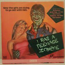 I Was A Teenage Zombie (1987) [902166] Laserdisc