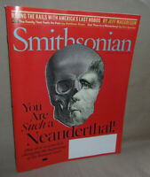 Smithsonian physical magazine May 2019 National Hobo Convention Greenland Inuit