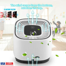 Portable Hepa Filter Air Purifier Ionizer Allergen Odor Pm2.5 Remover Cleaner