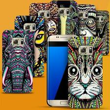 Handy Hülle Schutzhülle Handyhülle Tasche Animal Motiv Case Ultraslim Cover