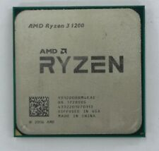 AMD R3 Ryzen 3 1200 Desktop Processor AM4 YD1200BBM4KAE Quad-core 65W TDP