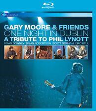 GARY MOORE - ONE NIGHT IN DUBLIN: TRIBUTE TO PHIL LYNOTT (BR)   BLU-RAY NEU