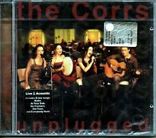 CORRS ( THE ) UNPLUGGED CD LIVE & ACOUSTIC SEALED