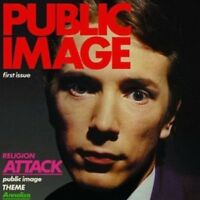 PUBLIC IMAGE LTD - FIRST ISSUE  VINYL LP NEU