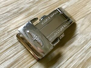 New Unused Guaranteed Genuine Breitling 18mm Deployant Folding Clasp A18D.1