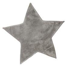 Tapis Étoile microfibre pour Chambre Enfants Coloris GRIS - 126981