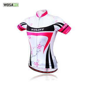 Cycling Jersey Women Short Sleeve Quick Dry MTB Bike Ropa Maillot Ciclismo