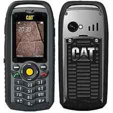 """Smartphone Cat B25 1,8"""" 2MPX Dual-SIM Black WEST Nero - Garanzia EU 24 Mesi"""