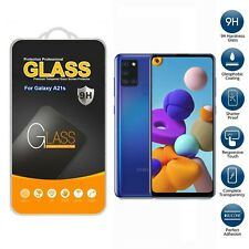 Tempered Glass Screen Protector For Samsung Galaxy A21s