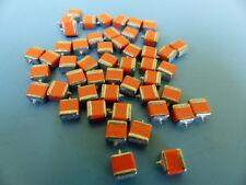 SPRAGUE/VISHAY  595D107X0020R2 Qty of 50 per Lot CAP TANT 100UF 20V 20% SM
