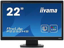 iiyama ProLite P2252HS 21.5 Pulgadas Monitor LED - Full