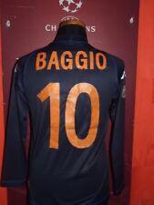 BAGGIO BRESCIA 2003/2004 MAGLIA SHIRT CALCIO FOOTBALL MAILLOT JERSEY CAMISETA
