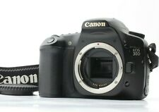[EXC+++++] Canon EOS 30D 8.2MP Digital SLR Camera DSLR Body from Japan