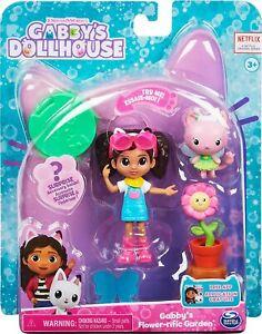 Gabby's Dollhouse GABBY'S FLOWER-IFFIC GARDEN Fairy Surprise Accessory READ!!
