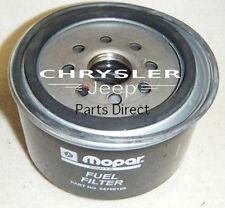 Nuevo Filtro De Combustible Original Mopar Chrysler Voyager 04798166 GS 2.5 TD