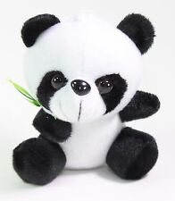 "4"" Panda Stuffed Plush Wall Window Hanging Animal Toy Birthday Gift US Seller"