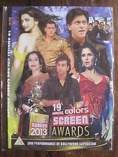 19th Annual Colors Screen Awards DVD Hindi AUDIO Bollywood TV Awards Show India
