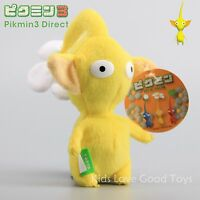 YELLOW Pikmin FLOWER Plush Doll Soft Stuffed Toy 10'' Xmas Gift