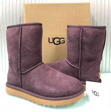 New UGG Australia Women's Classic Short II Boots 1016223 Port 8