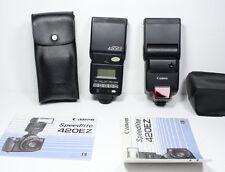 Canon Speedlite 420EZ Flash for EOS Film SLR 1v 1n 3 Elan 7e 7e 7Ne 7n IIe etc