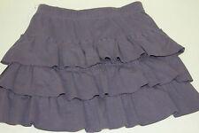 PETIT BATEAU Girls Purple Skirt 73098 Size 4 Years (102 cm) $38 New